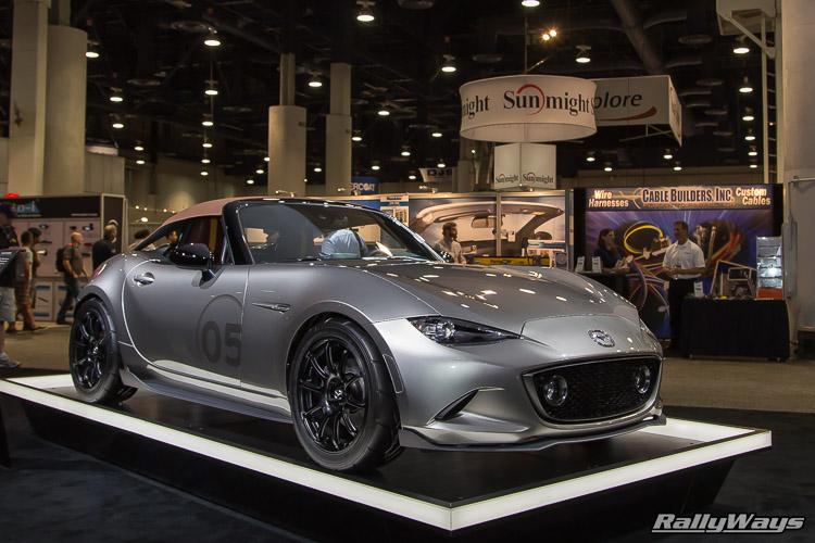 Mazda MX-5 Miata ND Spider 1