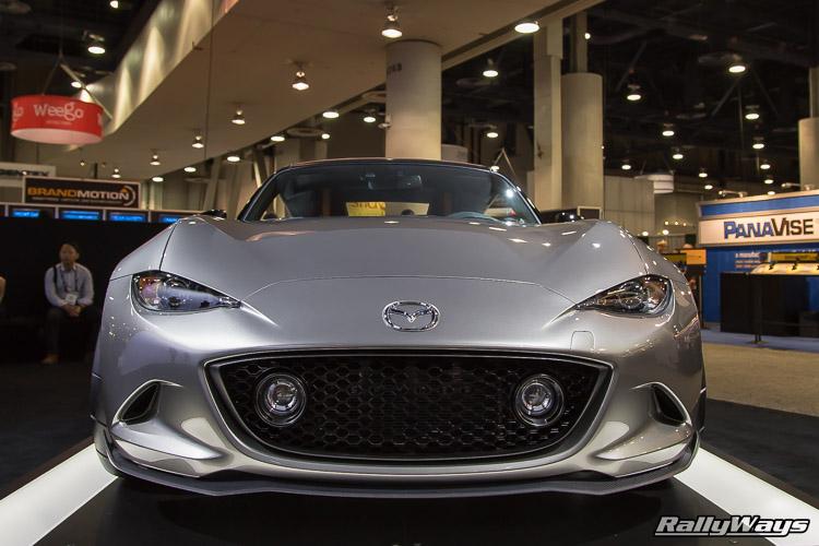 Mazda MX-5 Miata ND Spider 2