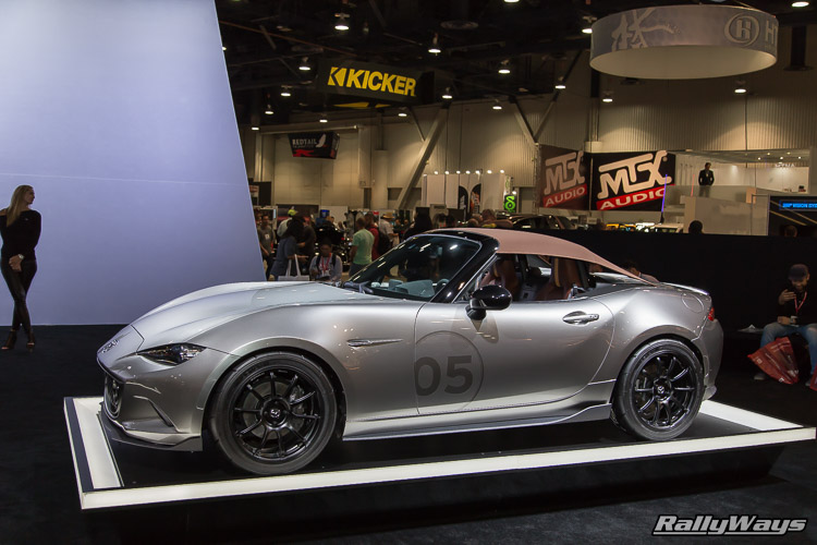 Mazda MX-5 Miata ND Spider 3