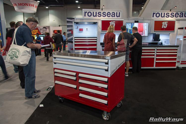 Rousseau Tool Box - SEMA 2015