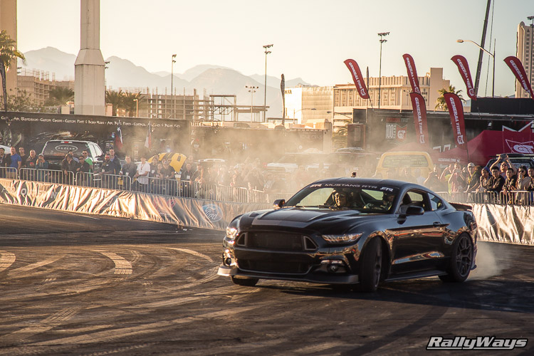 Mustang RTR Drift Ford Out Front