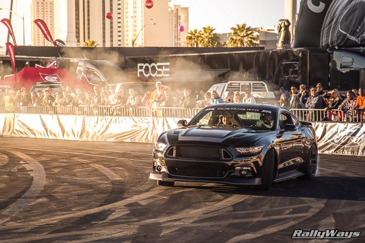 Mustang RTR RallyWays SEMA 2015