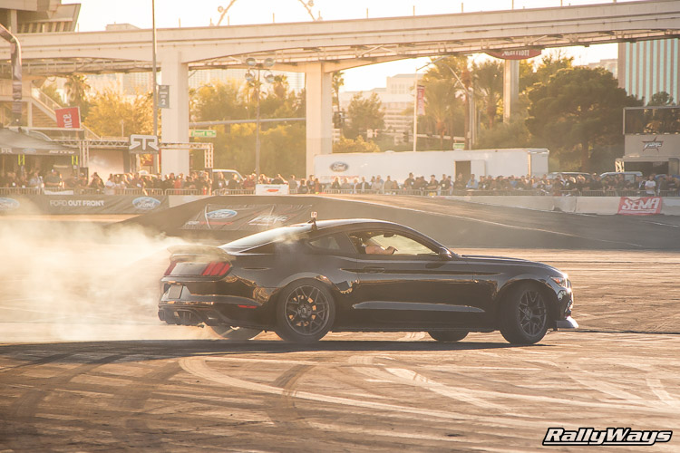 Mustang RTR Sunset