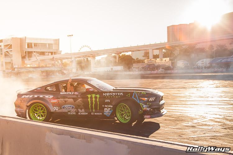 Ford Mustang Formula Drift