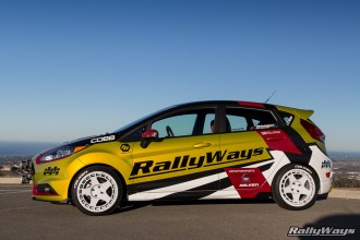 RallyWays RallyFist with Falken Tire Decals