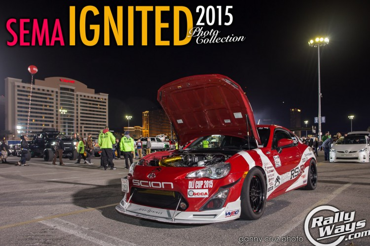 SEMA Ignited Photos 2015 - Entire Collection