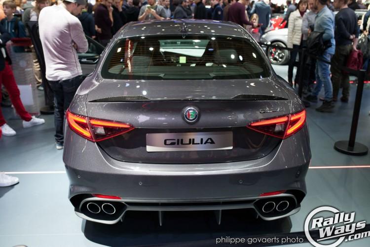 Alfa Romeo Giulia QV 1