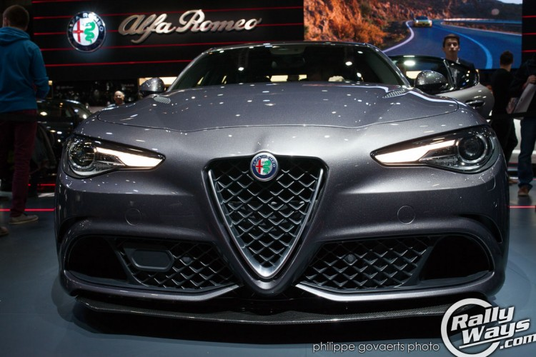 Giulia – Alfa Romeo Comeback