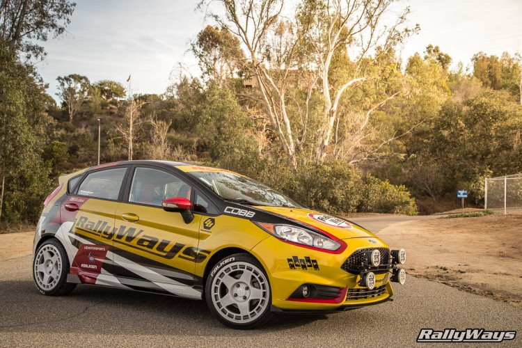 Baja Designs Offroad Lights - #RallyFist Ford Fiesta ST