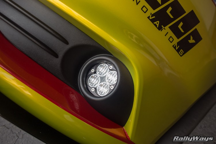 Baja Designs Squadron Pro 4300 Lumen Fog Lights