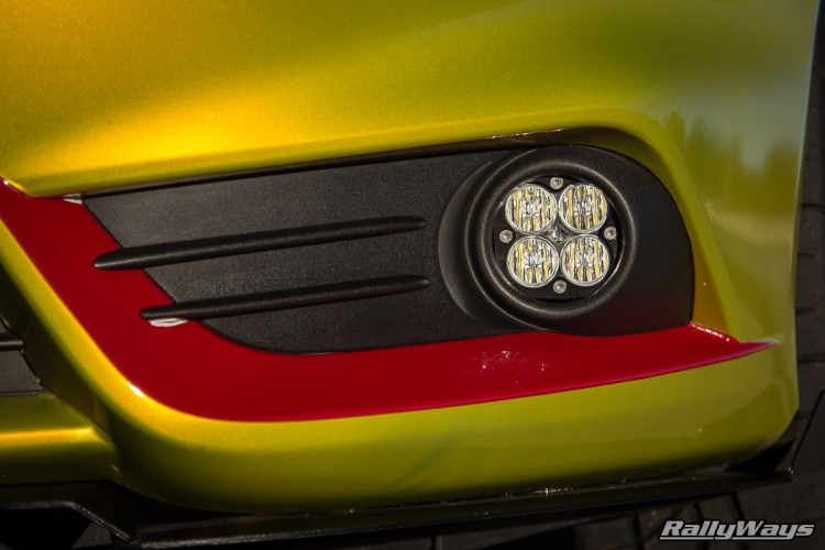 4300 Lumen LED Fog Lamps by Baja Designs
