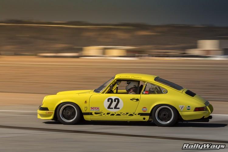 Classic Racing Porsche 911 Long Bonnet - Exhaust System Advice