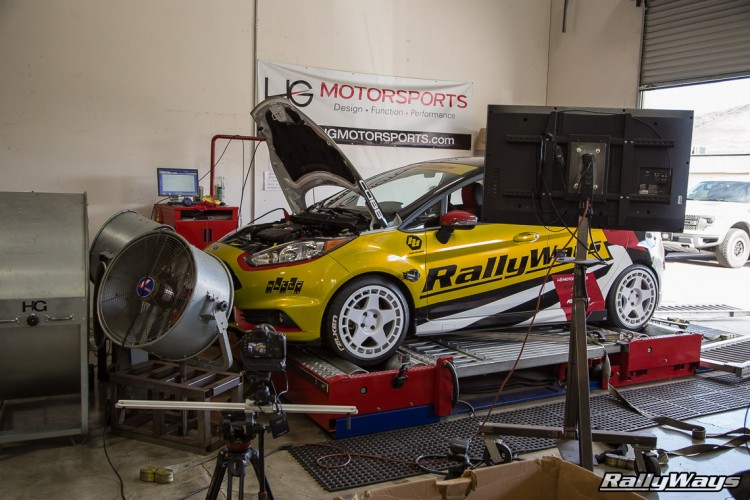 Ford Fiesta ST Stage 3 - COBB Tuning / HG Motorsports