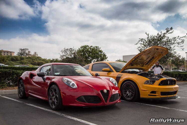 Alfa Romeo 4C - Cbad Cars Costco Carlsbad