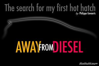Moving Far Away from Diesel Cars – Part 1