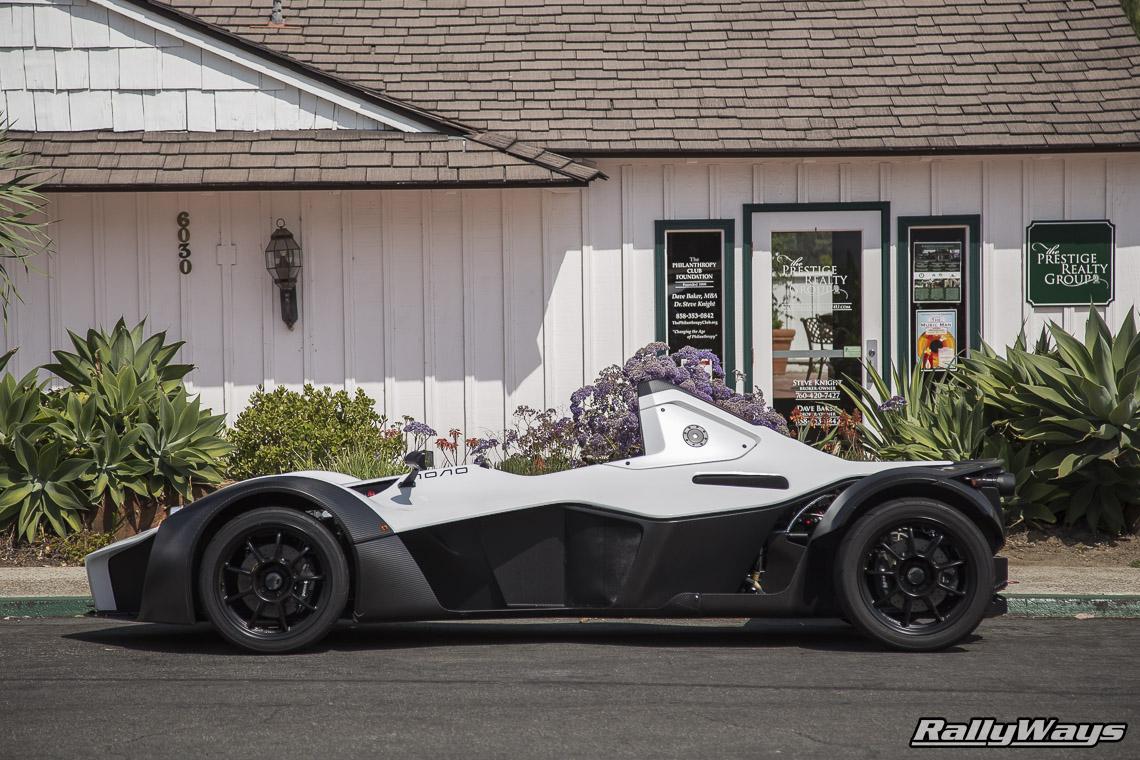 BAC Mono Open Wheel Carbon Fiber Beauty