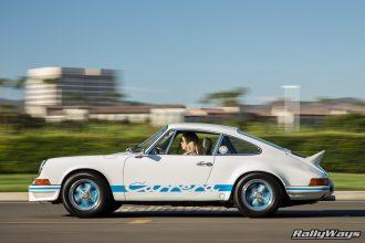 Porsche Ducktail Spoiler History