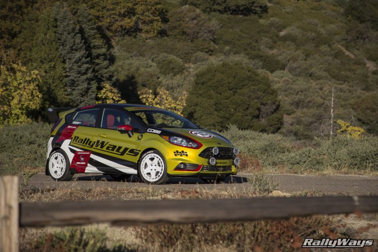 RallyFist Ford Fiesta ST Parts List - RallyWays