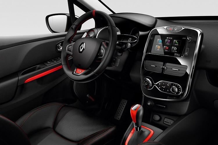 Renault Clio IV RS 200 EDC Interior