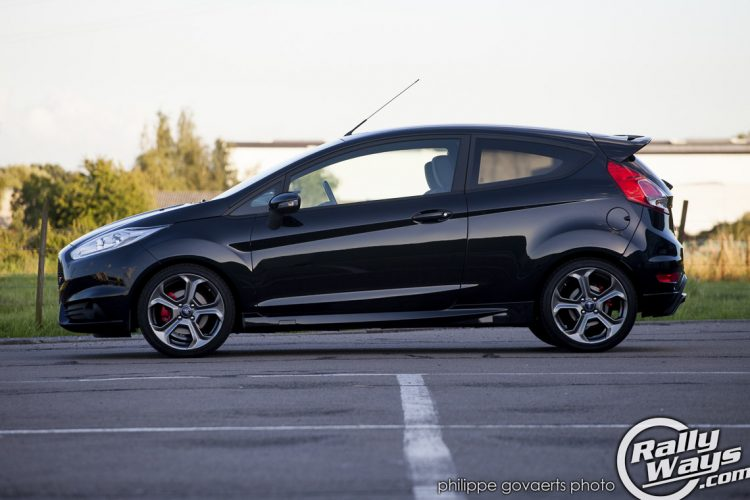 Euro Spec Ford Fiesta ST MK7 - Two Door