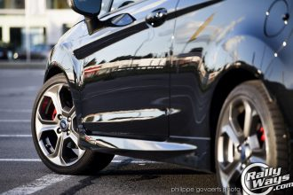 Fiesta ST Rado Grey Wheels - RallyWays
