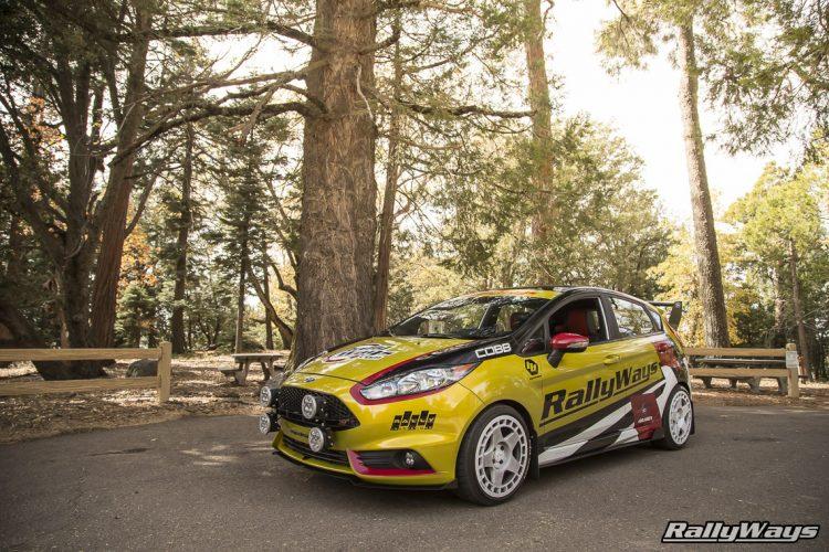Fiesta ST Video RallyWays