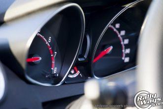 Ford Fiesta ST Gauges - Euro Spec Car