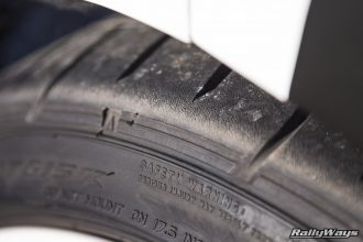 Spotting Heat-Cycled Tires Easily