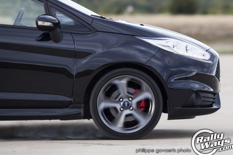 MK7 Ford Fiesta ST Launch