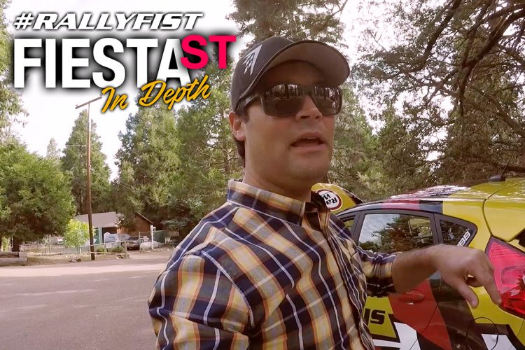 The RallyFist Fiesta ST Video In Depth