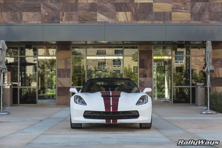 Corvette Show Car