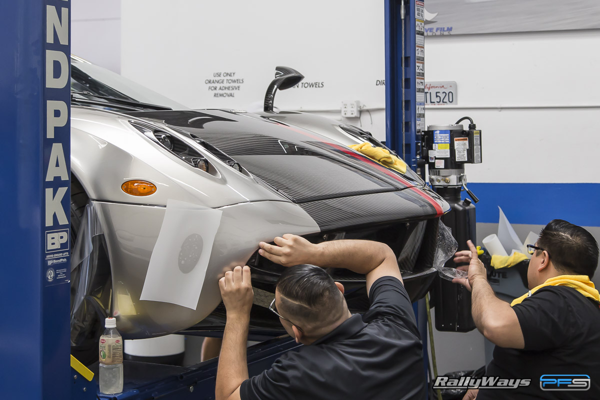 The Cost of Paint Protection Film - RallyWays
