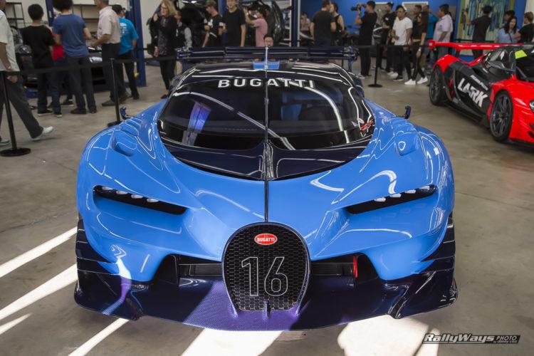 Bugatti Vision Gran Turismo - PFS Open House 2018